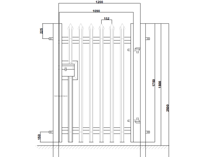 Gate Specification