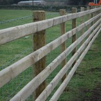 Timber Suppliers | Timber Fencing | Ryder Services