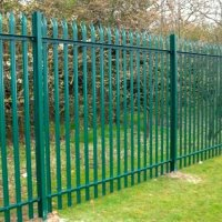 Timber and Fencing Supplier | Palisade Fencing | Ryder Services
