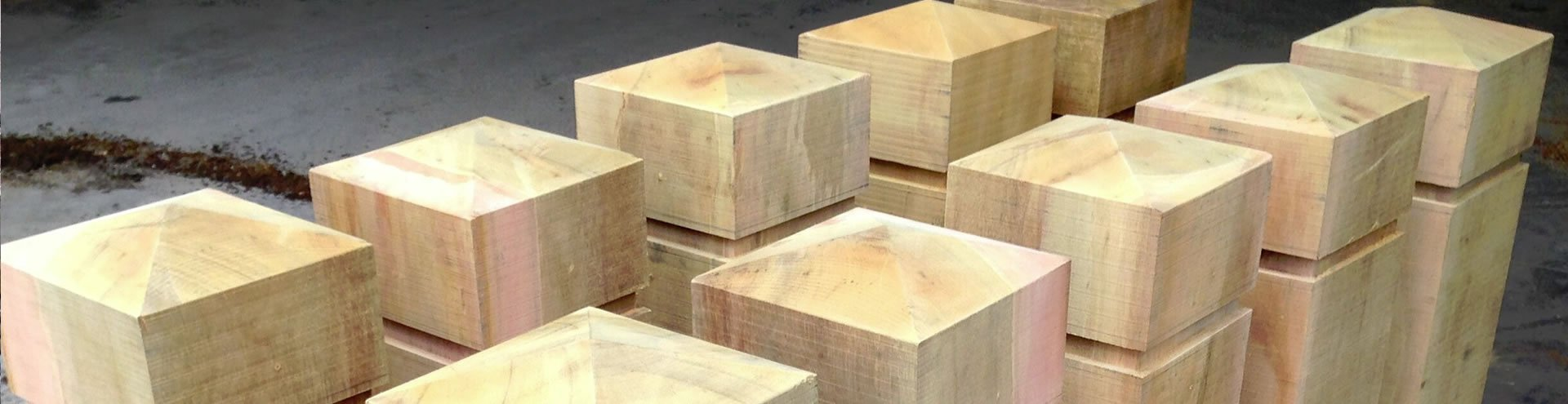 Timber Products | Oak Bollards | Ryder Services