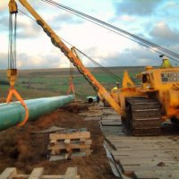 Timber Supplier | Bogmats - Pipeline | Ryder Services