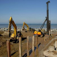 Timber Suppliers | Greenheart Piles | Ryder Services